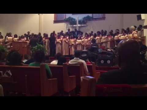 Royal Missionary Baptist Church Choir