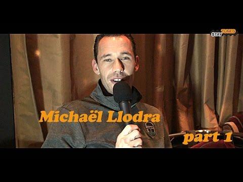 "Michaël Llodra Part 1 ""J'aurais aimé fêter ma victoire avec Tsonga"" (S09-EP204)"