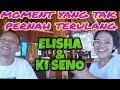 Cerita Pertama Kali Elisha Ikut Dan Mengagumi Ki Seno Nugroho