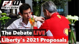 The Debate Live Replay: Liberty's 2021 Proposals