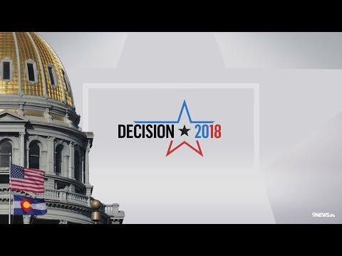 DECISION 2018: Rep. Mike Coffman and challenger Jason Crow debate at 9NEWS