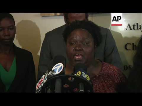 Lawyer Questions Gunshot in Back of Unarmed Man