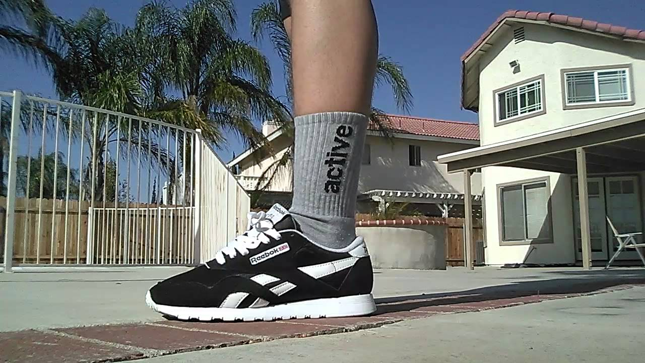 Reebok Classics On Feet Review (HD) 1080p - YouTube af9c56e17