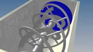 Misturador Helicoidal, Renderização inventor 2011