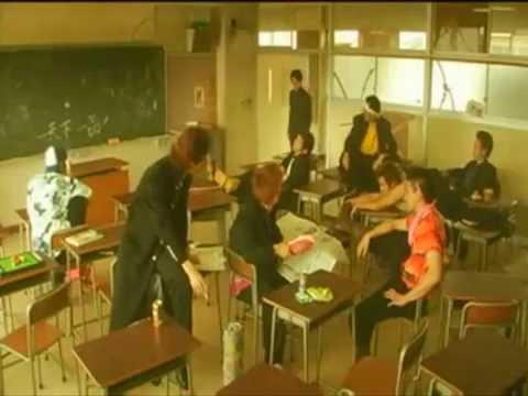 โรงเรียนคุโรมาตี้ จะ บุก โรงเรียนซูซูรัน