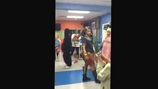 Walmart Optical lab 4N Halloween contest