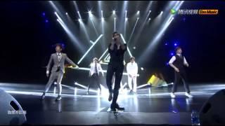 [中字live]150629 BOYFRIEND(보이프렌드) - Bounce (바운스) 2015上海演唱会