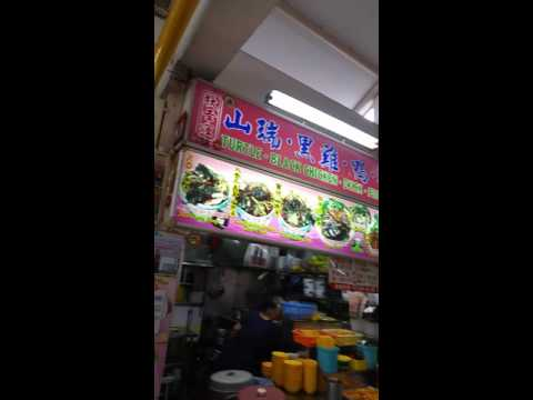 Hawker food in Jalan Besar