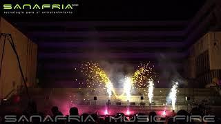 SANAFRIA MUSIC FIRE