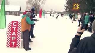 В деревне Шальтямы Канашского района впервые прошла «Лыжня славы-2015»