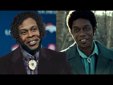 Vance Joseph is Mike Milligan from Fargo