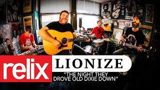 """""""The Night They Drove Old Dixie Down"""" 