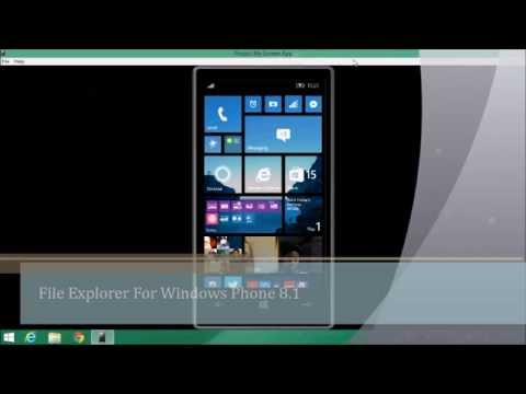 One File Explorer You Can Use For Windows Phone 8.1