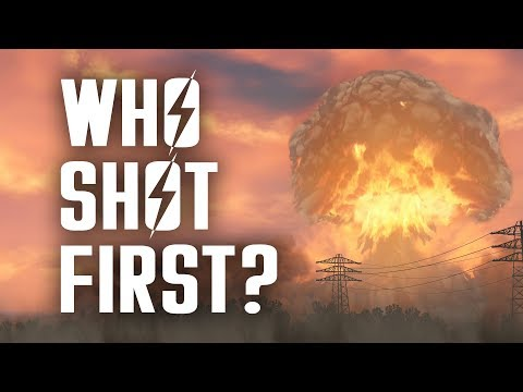 Thumbnail: Who Dropped the Bombs First? - Fallout Lore & Theories