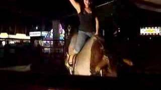 Linda knows how to ride it!