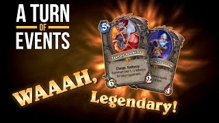 A Turn of Events: BETTER PACKS! MORE LEGENDARIES!