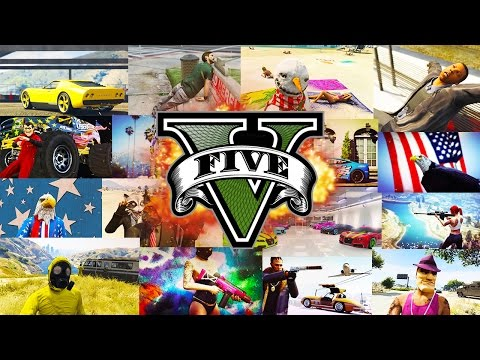 TOP 50 GREATEST MOMENTS IN GTA V 2 GameSprout