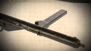 Оружие - Пистолет-пулемет СТЕН