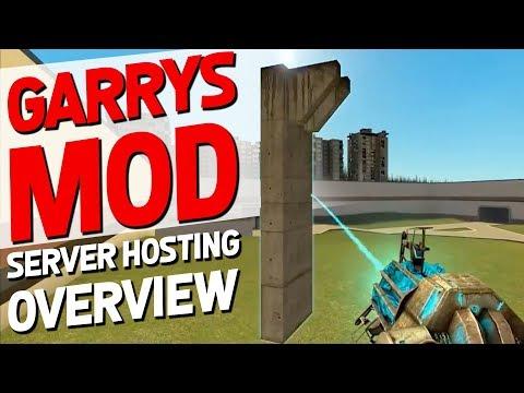 cheap garrys mod server hosting