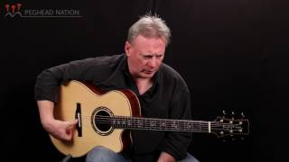 Introduction to DADGAD, from Celtic Guitar with Tony McManus