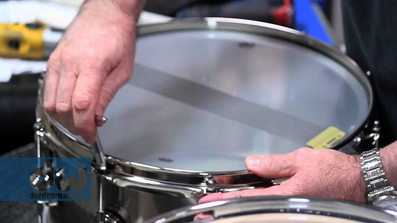 How To Tune Drums By Dws John Good Youtube Piece Drum Set Diagram Premier 9 Peice Kit