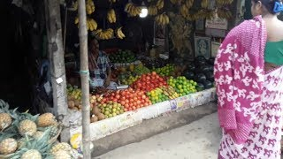 Street Market !! Variety Things Marketing Places !! Bijoyganj Bazar _ Lakshmikantapur !!