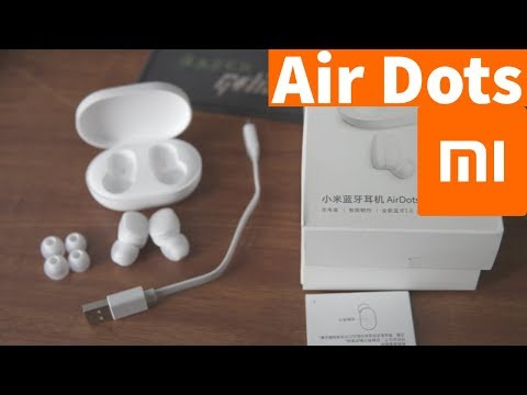 24 Hours With The Xiaomi Air Dots