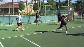 Video Advanced tennis drills for professional tennis players, coach Brian Dabul download MP3, 3GP, MP4, WEBM, AVI, FLV Juni 2018