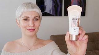 Maybelline Dream Satin ḂB Cream Review + Demonstration