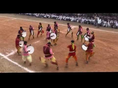 Dappunruthyam - Andhra folk drum dance