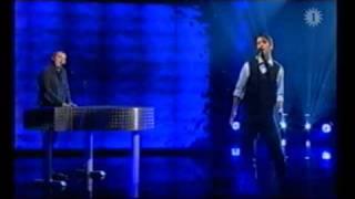 Eurosong 2002 Belgium:  Wuyts & Schepens - Without love