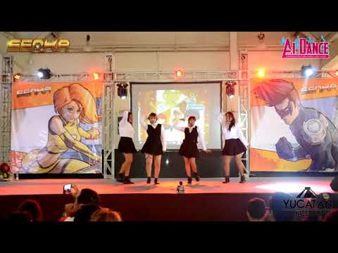 Black Pink - As If It's Last | Girlsband | ??? | Ai - Dance