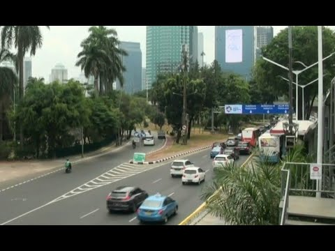Tilang Elektronik, 4 CCTV Dipasang di Sudirman-Thamrin Mp3