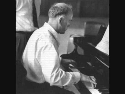 Sviatoslav Richter plays Chopin Ballade No. 2 in F major