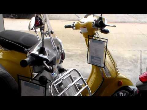 Vespa's to ride at San Jose BMW
