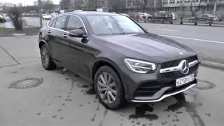 Mercedes-Benz GLC 300D Coupe (C253 FL) / Лучший выбор?