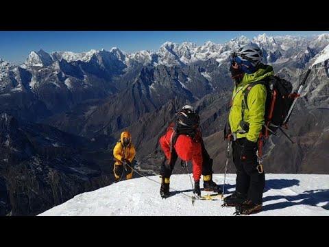 Myanmar climbers eye Hkakabo Razi -the peak conquered only once
