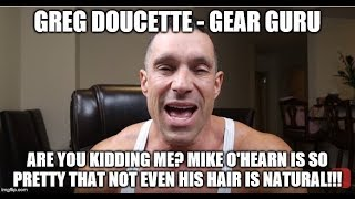 Greg Doucette Weighs In On The Natty Status Of Mike O