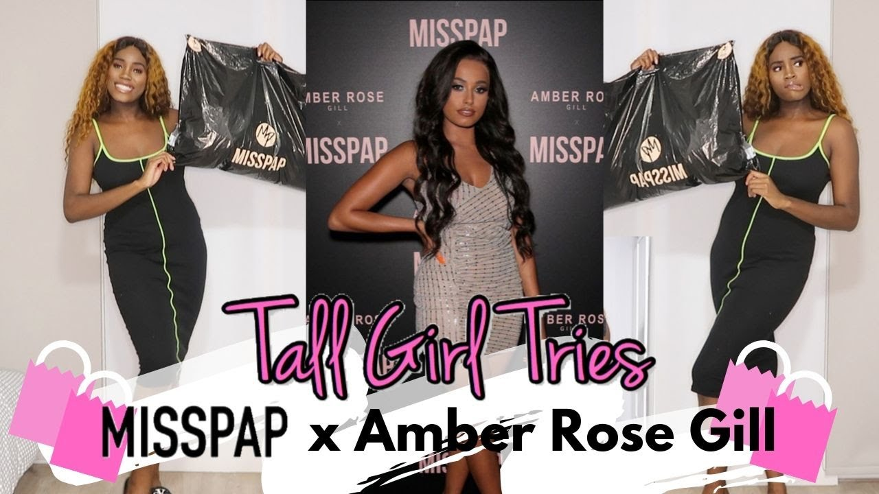 Amber Gill X Misspap Very Honest Reveiw Try On Haul By Darcey Harcombe