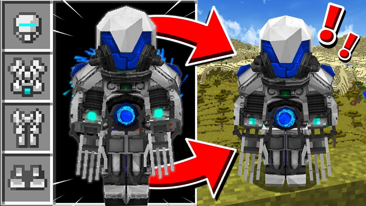 THE ULTIMATE MINECRAFT ARMOR YouTube