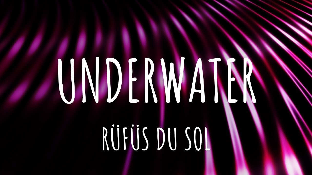 Underwater song lyrics