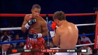 Devin Haney vs Mason Menard Full Fight