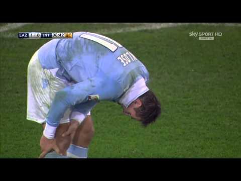 Lazio 1 - 0 Inter (Miroslav Klose Goal) FULL HD