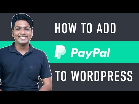 How To Add Paypal Payment Gateway In WordPress