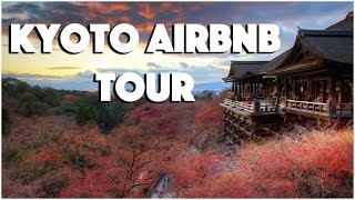 Airbnb house in Kyoto, Japan Tour