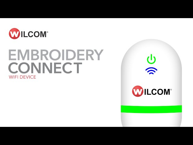 Introducing Wilcom EmbroideryConnect