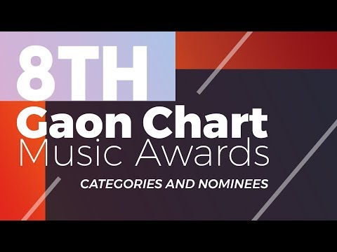 8th Gaon Chart Music Awards 2018 Mp3