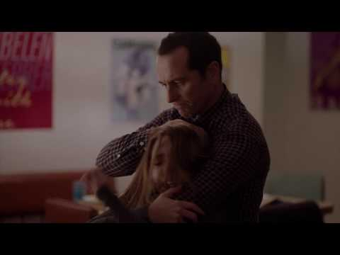 The Americans 6x05  Philip and Paige spar