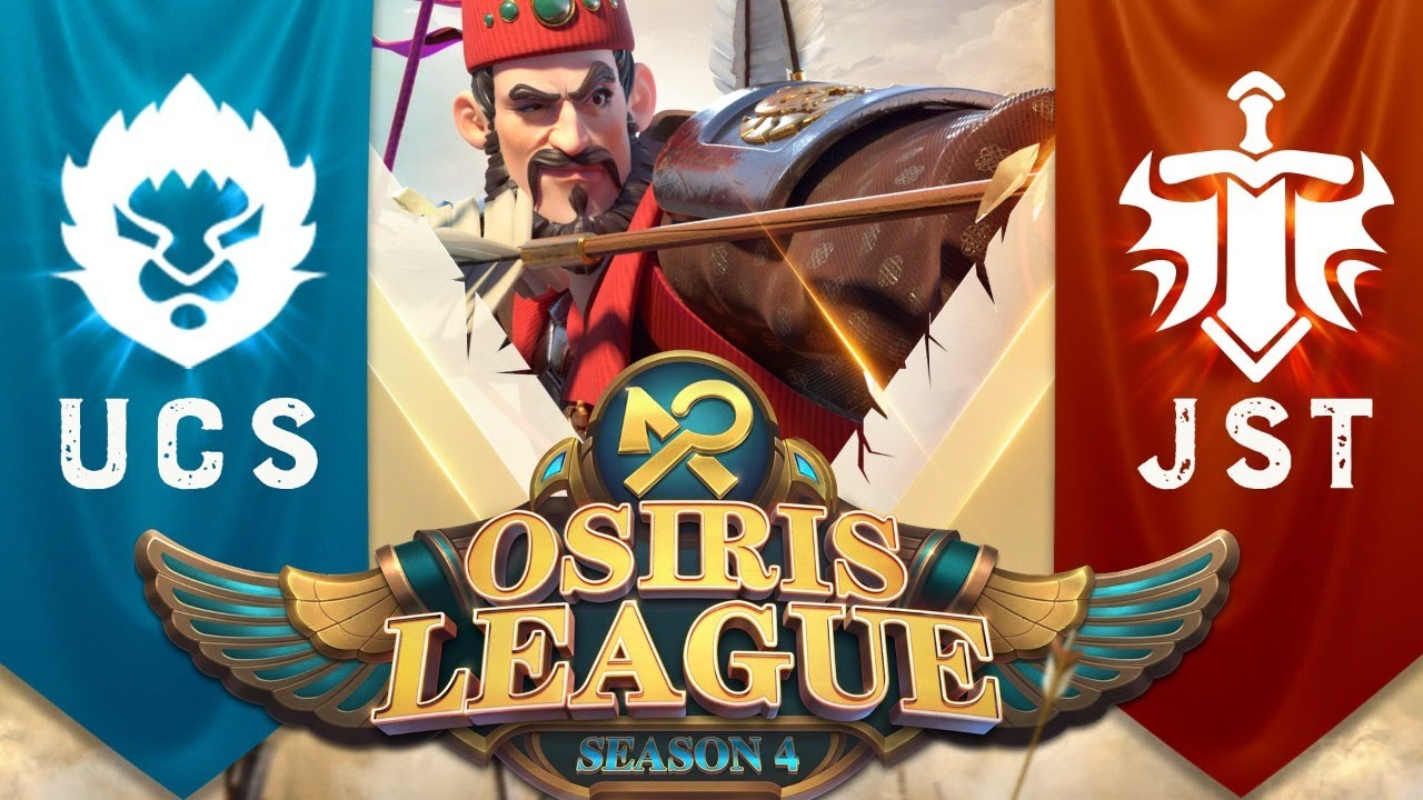 Download UCS  (#1002) vs. JST (#1365) | Osiris League Season 4 FINALS