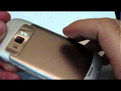 Nokia C7: impresiones